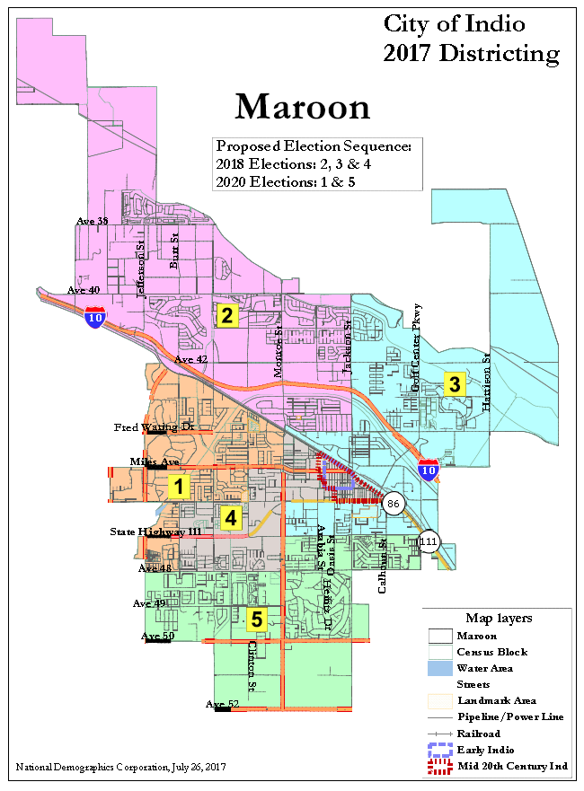 City of Indio - News Details