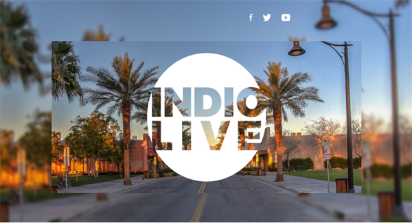 Click here for the May 2017 Indio Live newsletter