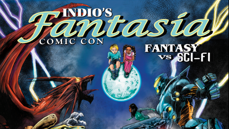 Picture of Indio Fantasia Comic Con