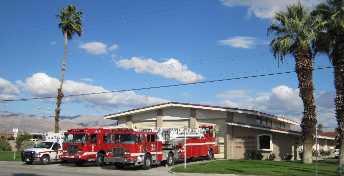 City of Indio - Fire Stations