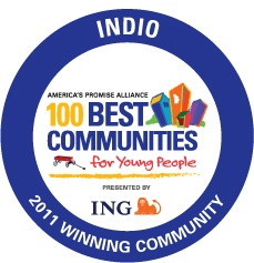 Picture of best communities award